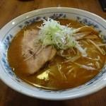 東池袋大勝軒 - 2015年10月 平日限定みそラーメン(小)650円