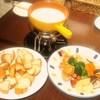 マンマヤ - 料理写真:秋冬限定!クリームチーズフォンデュコース