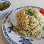 かくしん寿 - 料理写真:チャーハン 500円