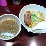 麺 eiji - 濃豚つけNIBO