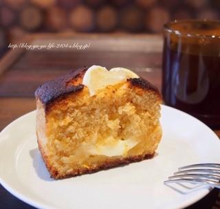 アンリミテッド コーヒー バー - レモン&サワークリームのパウンドケーキ