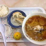 ラーメンナカヤマ - 料理写真:日替りランチ