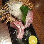 満腹居酒屋 豊 - 料理写真:かんぱち