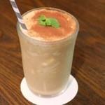 モンディアルカフェ328 - コーヒーバナナスムージー