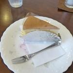 ル・ショコラ - チーズスフレ