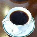 ル・ショコラ - ホットコーヒー