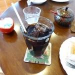 ル・ショコラ - アイスコーヒー