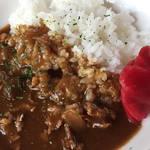 龍の道 - 信州牛とろとろ煮込みハヤシライス750円