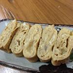 龍の道 - チーズだし巻き400円