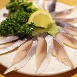 カレーうどん ひかり - 〆秋刀魚