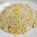 中華そば ターキー - 炒飯(フルサイズ)