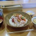 松栄寿司 - 満彩丼1,250円