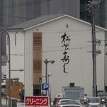 松栄寿司 - 長野駅東口にあります