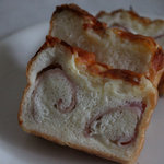 焼き立てパン工房 布田4丁目ベーカリー - オニオン 170円