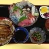 かわらばん - 料理写真:刺身+うなぎ丼セット 2,500円