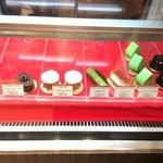 Patisserie Ravi,e relier - ケーキたち