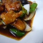 和康昴 - 料理写真:酢豚