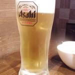 銀串 一期一会 - 生ビール