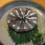 小料理 石蕗 - きびなご刺身