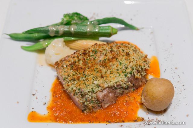 ビストロ ア ラ ドゥマンドの料理の写真