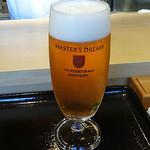 鮨處つの田 - 2015/10 マスターズドリーム