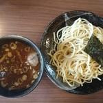 破天荒 - 2015年9月 つけ麺 醤油 680円