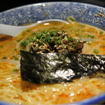 まるげん - タンタン麺