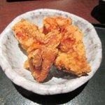 鳥どり - 唐揚げ追加5個2015.10.16