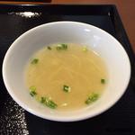 中国料理 空 - スープ。