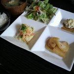 焼肉御膳蓮 - ヘルシーランチ☆2皿目