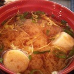 リフレッシュ・ユニオン - 味噌汁