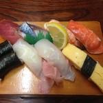 寿し盛 - ランチ寿司セット(限定10セット)