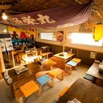 浜焼太郎  - 2階フロアの宴会場「第二漁港」は最大35名まで収容可!