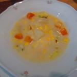 アンシャンテ - スープ