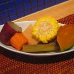 アンシャンテ - 温野菜