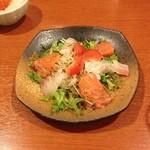 風来坊 - サーモンカルパッチョ