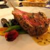 ル・トア・ド・パリ - 料理写真:仔羊のフレッシュタイム