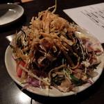 筍庭 - 和風サラダ