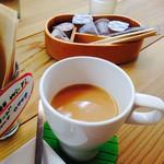 マメゲンカフェ -