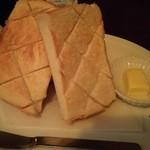 コパ デ カフェ - バタートースト