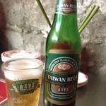 台湾料理 ごとう - 台湾ビール