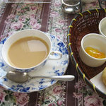紅茶専門店ハーヴェスト - ミルクティー