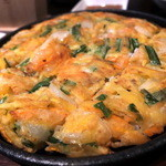 韓国料理ノダジ - 海鮮チヂミ