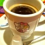 ミーズパンケーキ - アメリカンコーヒー