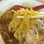 らーめん ひらき家 - 麺♪