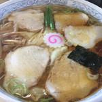 清水屋 - 料理写真:チャーシューワンタンメン@900円
