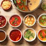 アロハテーブル - ALOHA HOT POT♪8種類のスープ。