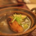 中善 - 土瓶蒸し(松茸)