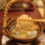 中善 - 土瓶蒸し(鱧)