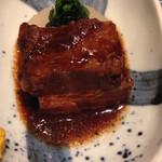 郷土料理おいどん - 豚バラ沢煮